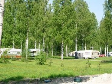 Trönö Camping Ground