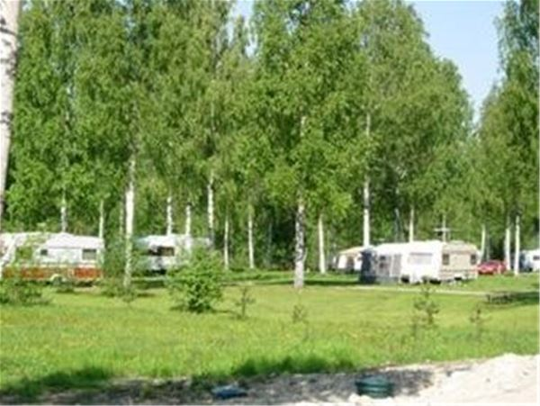 Trönö Camping Ground