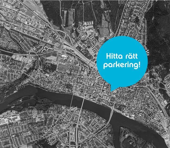 Centrala parkeringar i Umeå (upab)