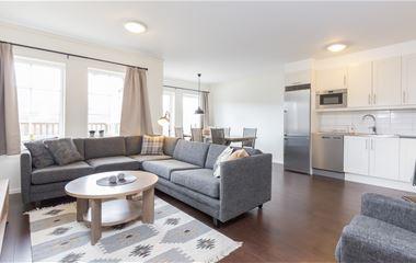 Lägenhet 900 6+2 bäddar