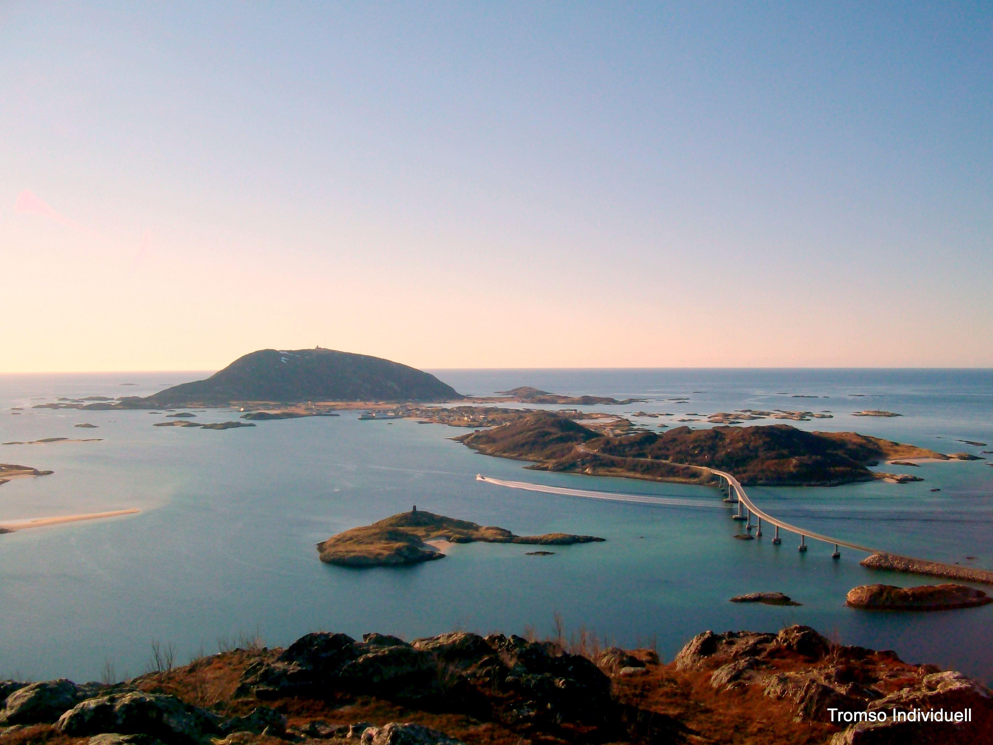Heldagstur til Sommarøy - Tromsø Individuell