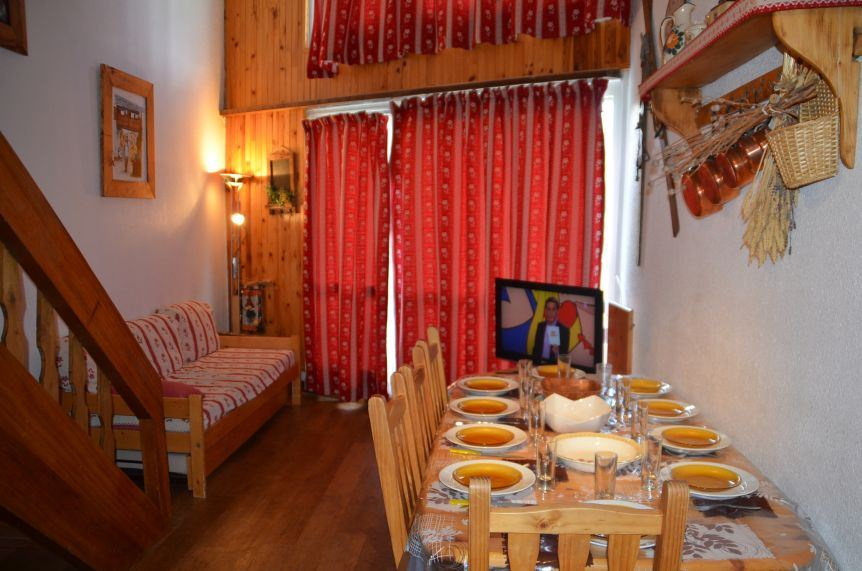 3 Rooms 8 Pers ski-in ski-out / GRANDE MASSE 1009