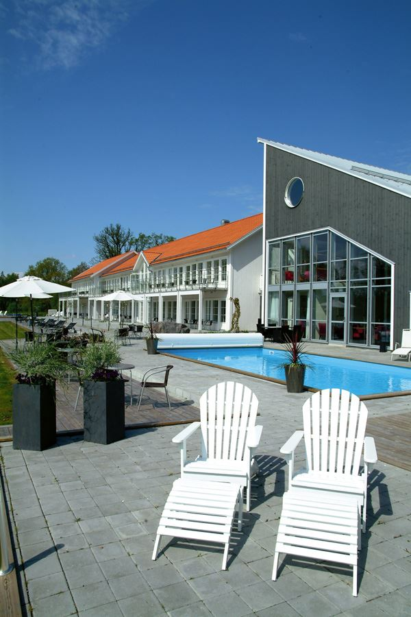 Gränsö slott – Hotell, spa, konferensanläggning
