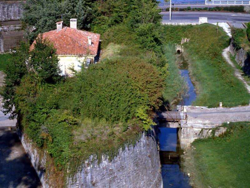 Au cœur des remparts (parcours Petit Bayonne)