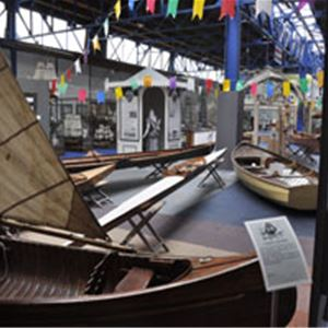 Visite guidée du port et du musée maritime de Rouen