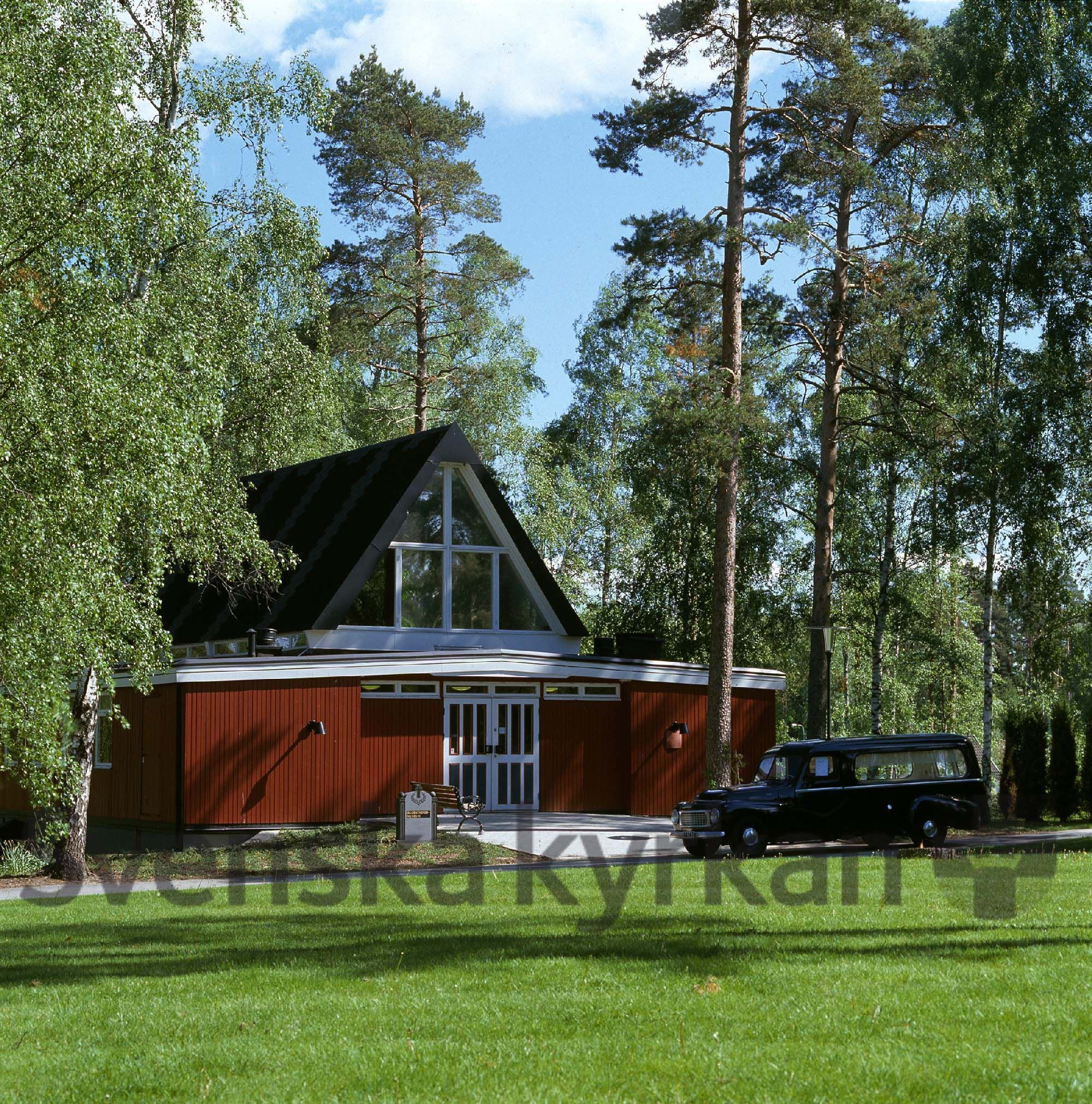 Visit the Funeral Museum in Ljungby
