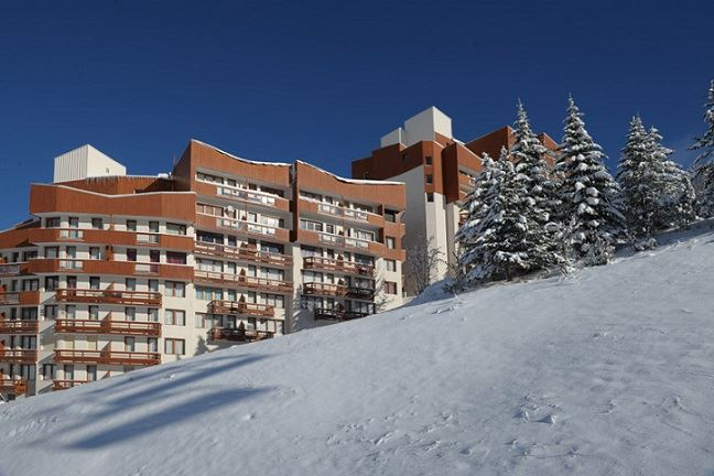 4 Pers studio ski-in ski-out / BOEDETTE 134