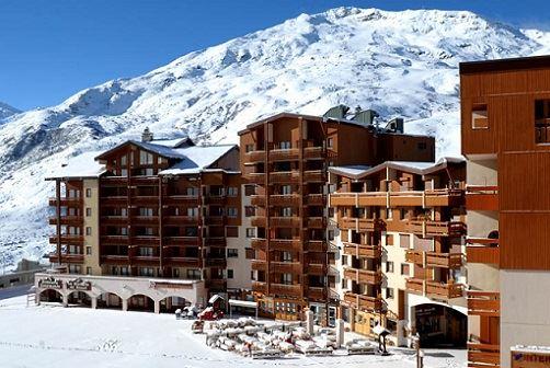 3 Pers Studio ski-in ski-out / CARLINES I 28