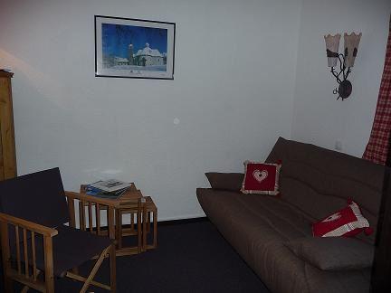 2 Rooms 4 Pers ski-in ski-out / SOLDANELLES B 312