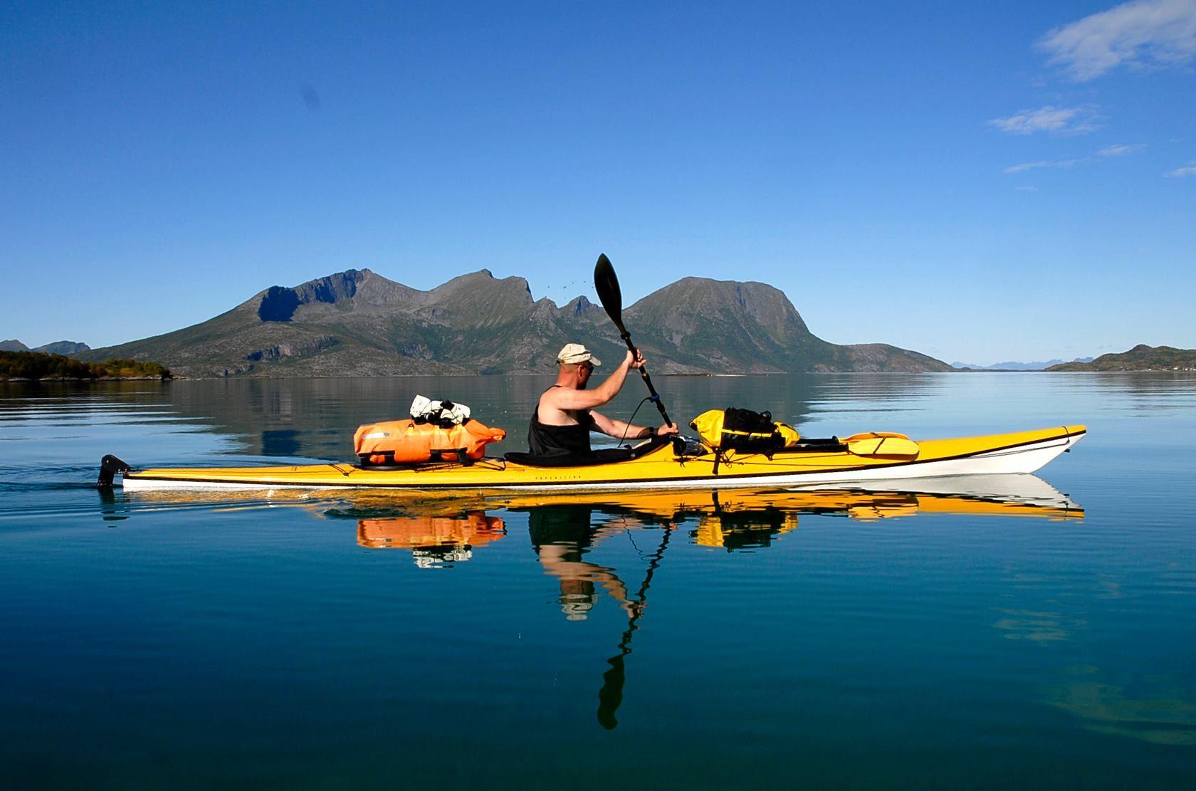 Kayaking Day Trip – Arctic Adventure Tours