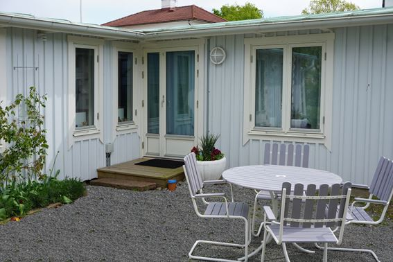 O150010** Borgholm, apartment situated on homeowners property