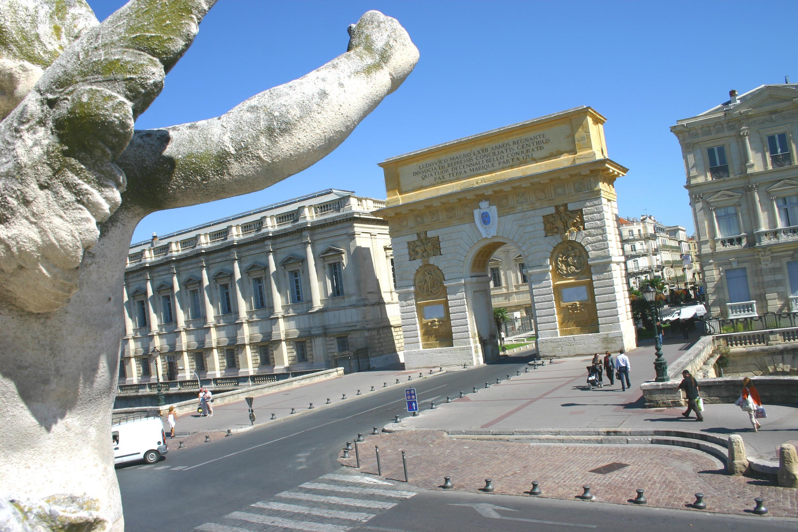 """Visite en espagnol de Montpellier : """"Centro Historico"""""""
