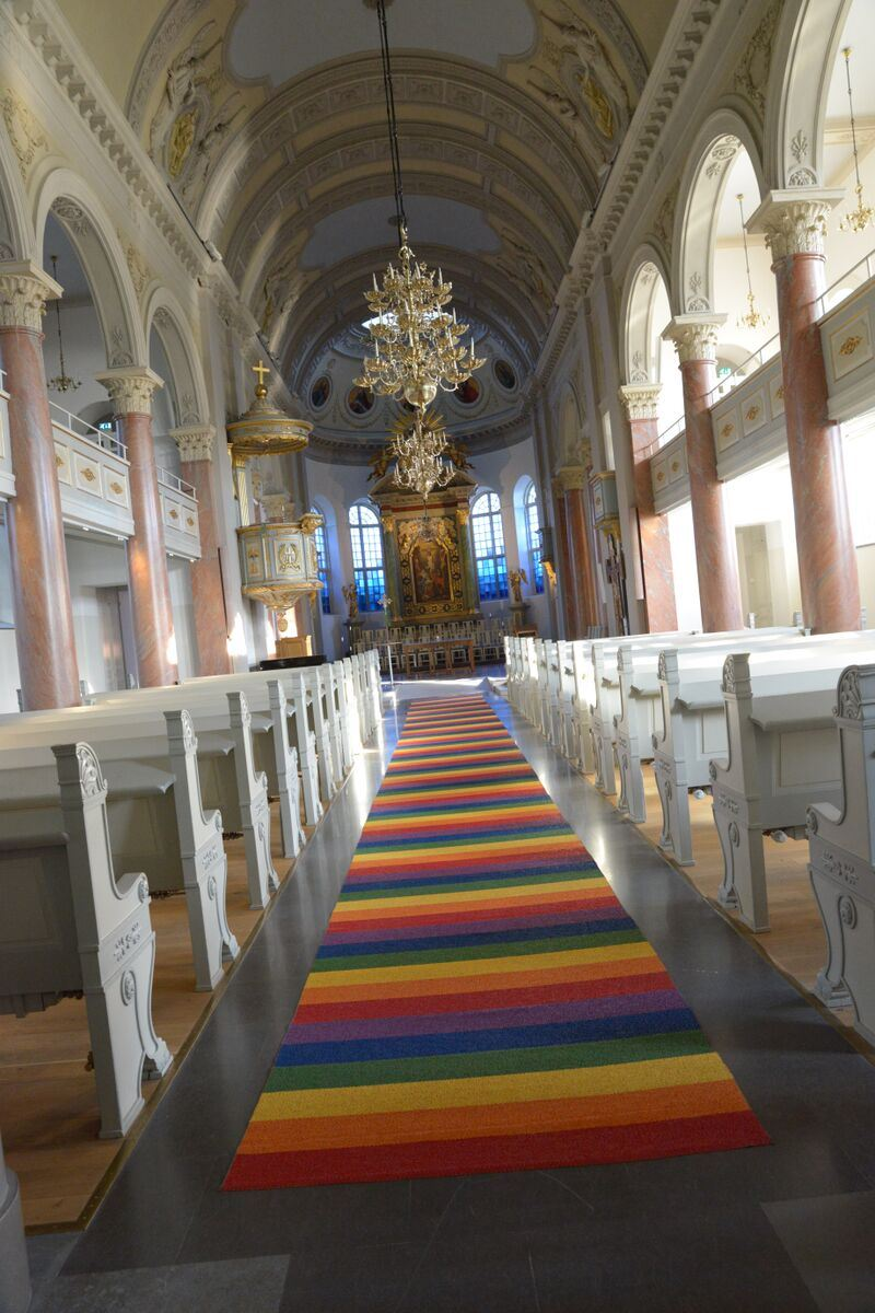 Maria Prytz , The pride rug