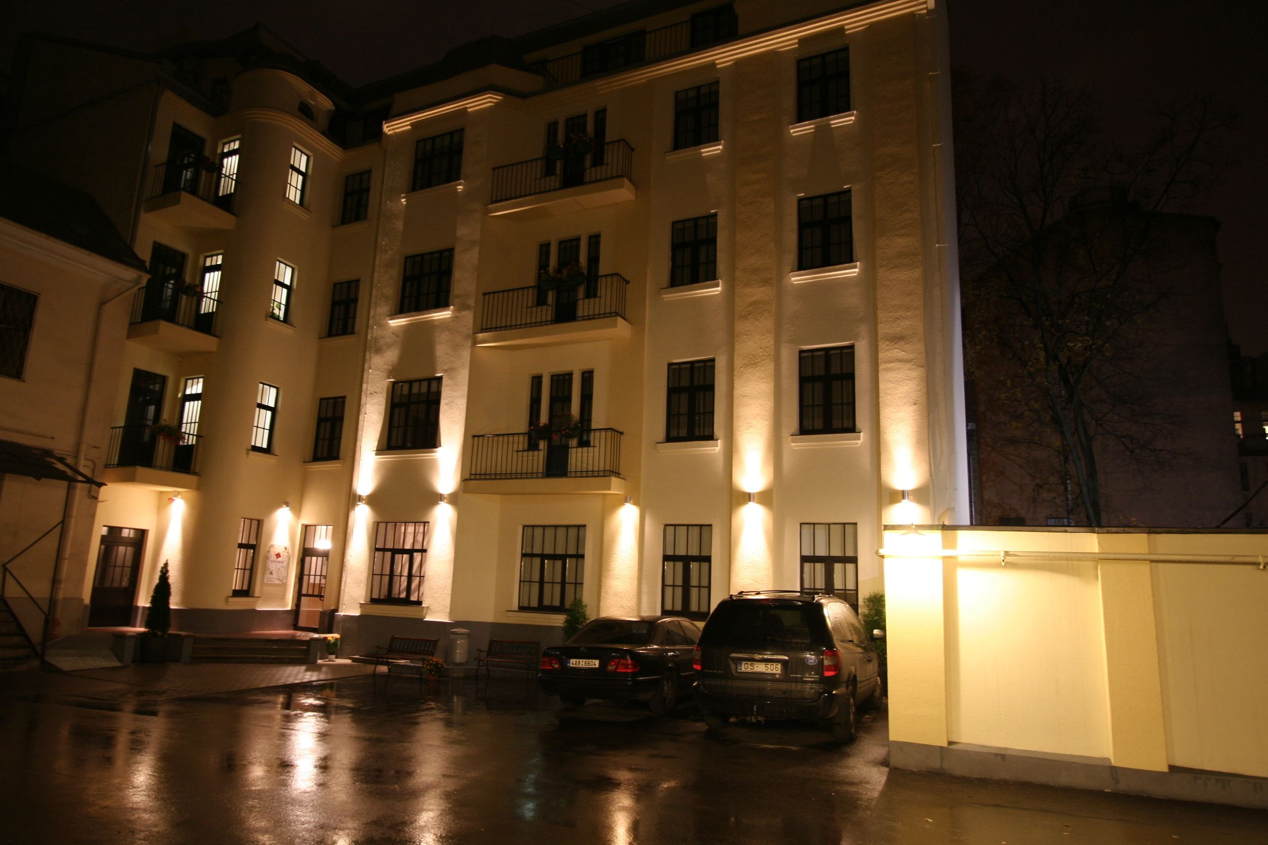 Edvards hotel
