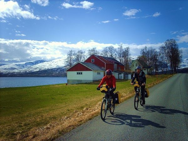 "Bike Rental ""Fly and Bike"" - Tromsø Outdoor"