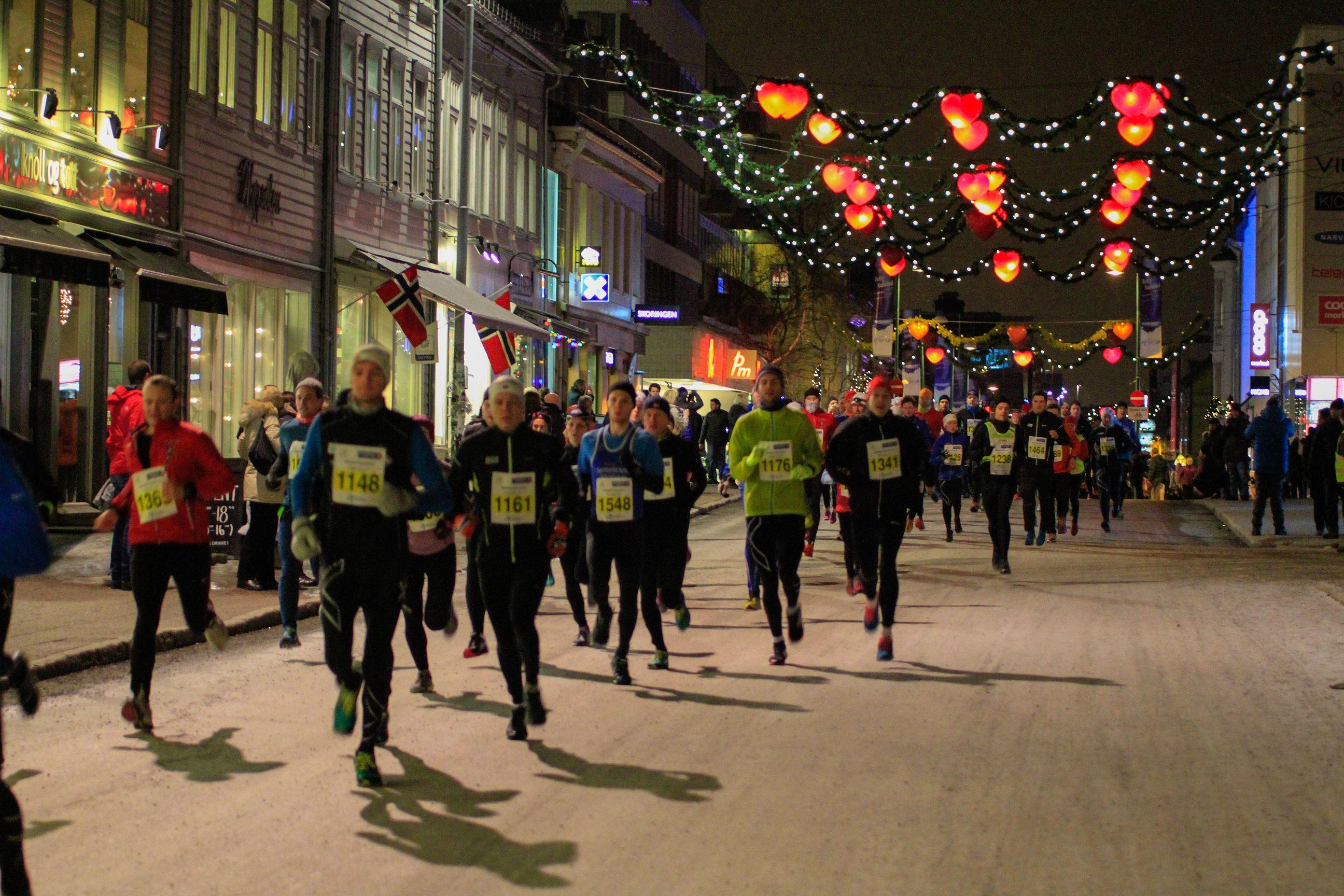 © Truls Tiller, Polar Night Half Marathon