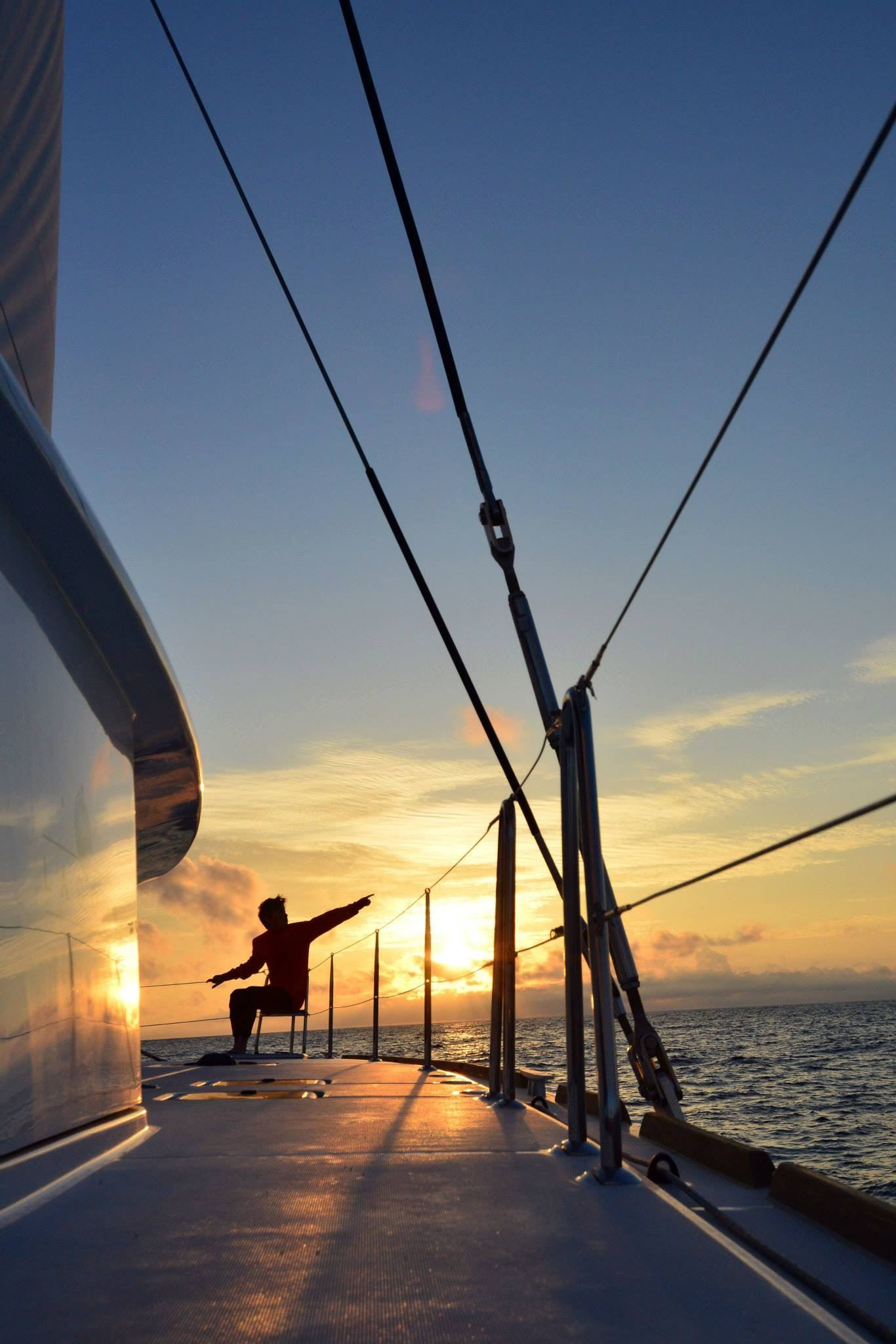Midnightsun sailing - Luxury catamaran Arctic Princess - Arctic Cruise in Norway