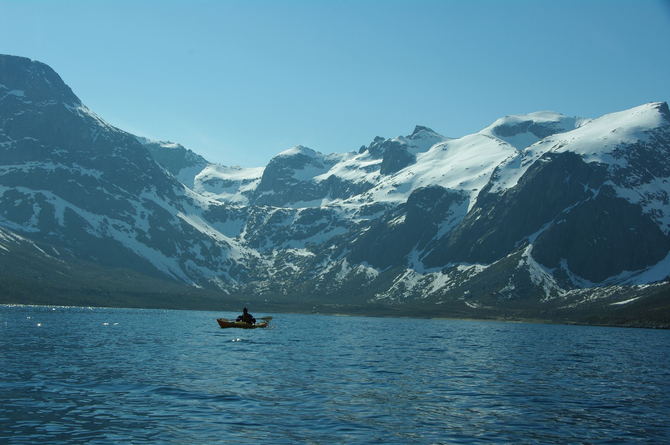 Havpadling - Active Tromsø