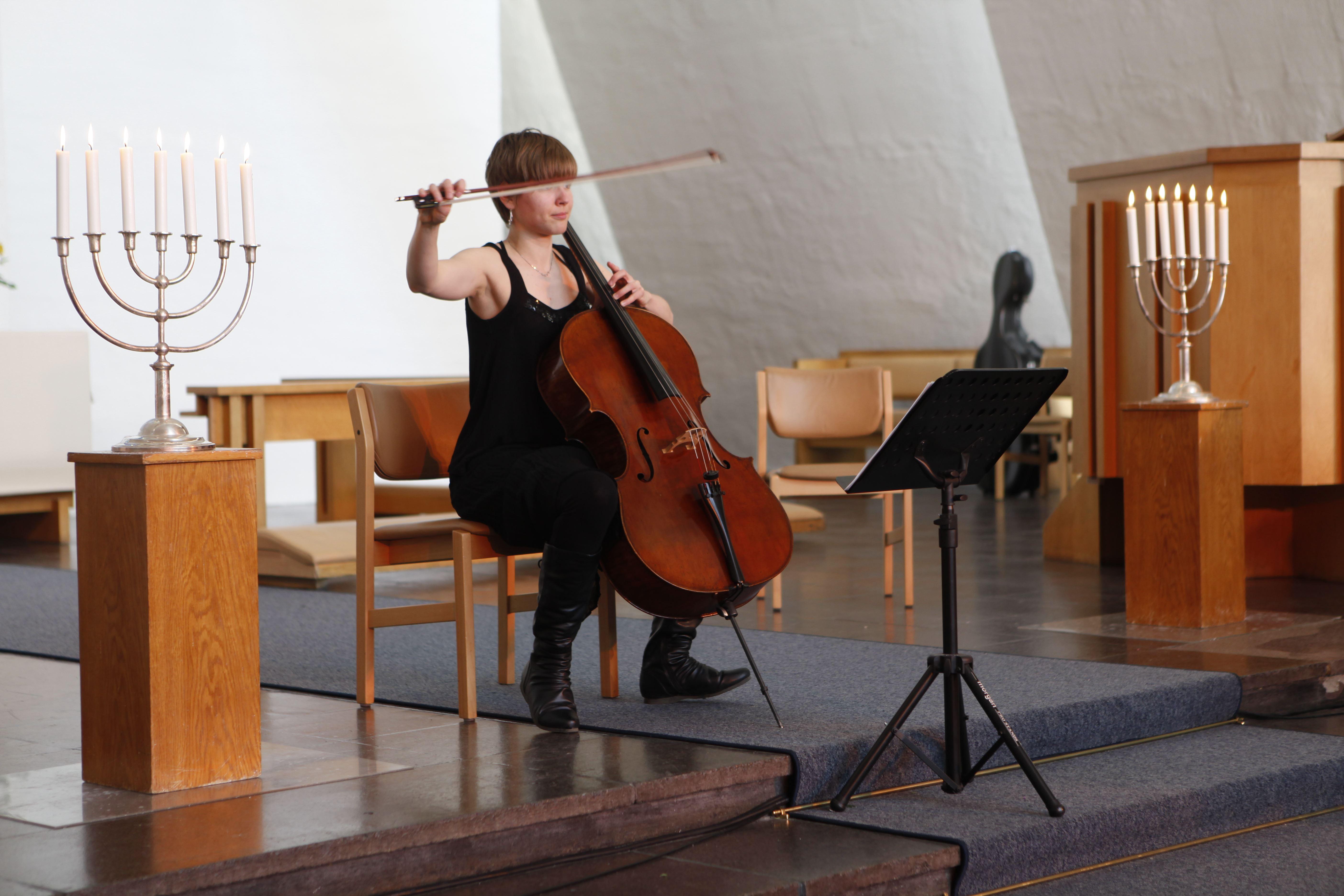 Midnattssolkonsert i Ishavskatedralen