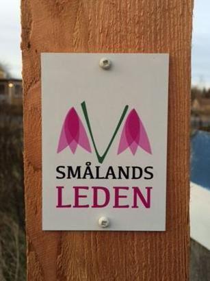 Höglandsleden - ein Teil vom Smålandsleden
