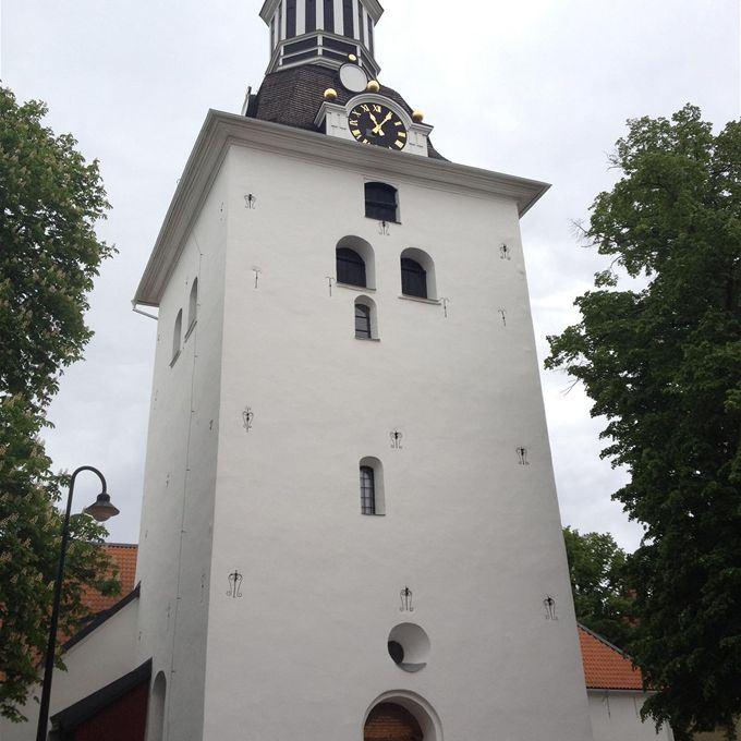 Guidade visningar av S:ta Gertruds kyrka i Västervik