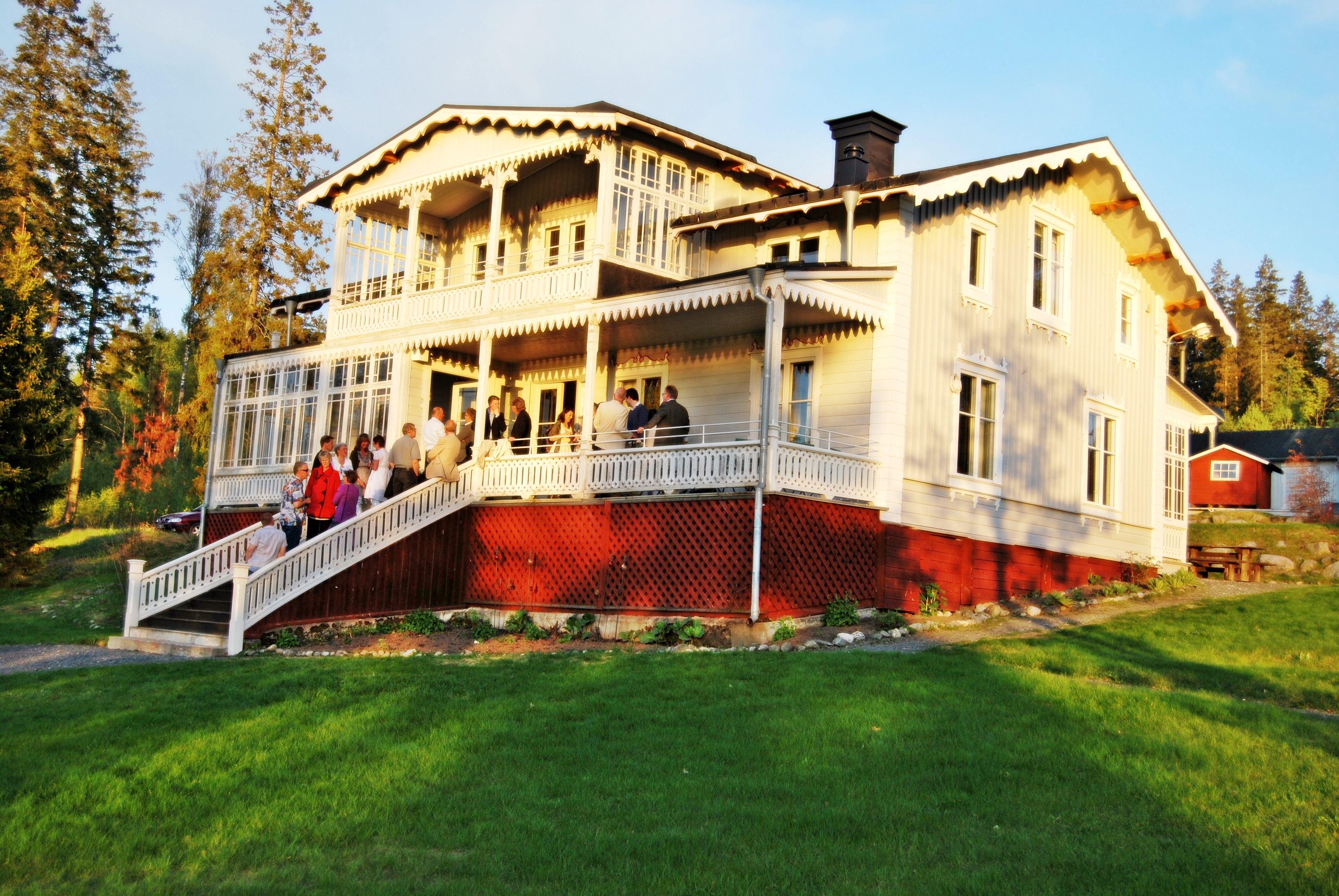 Bed & breakfast Villa Fridhem