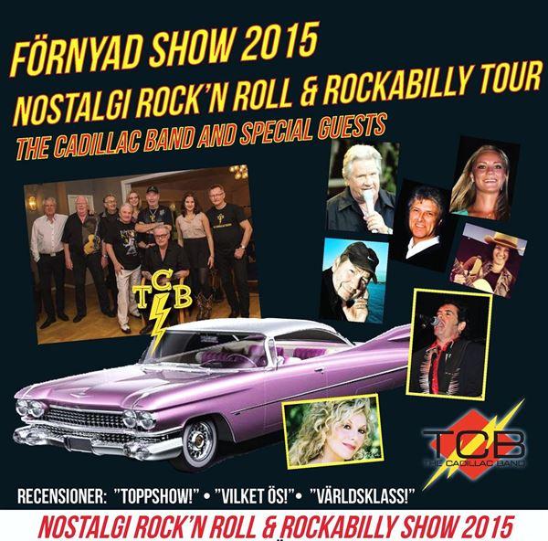 Rock n'Roll/Rockabilly - The Cadillac Band