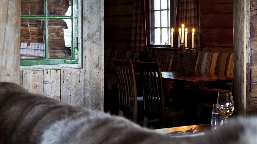 Buustamons Fjällgård Restaurang