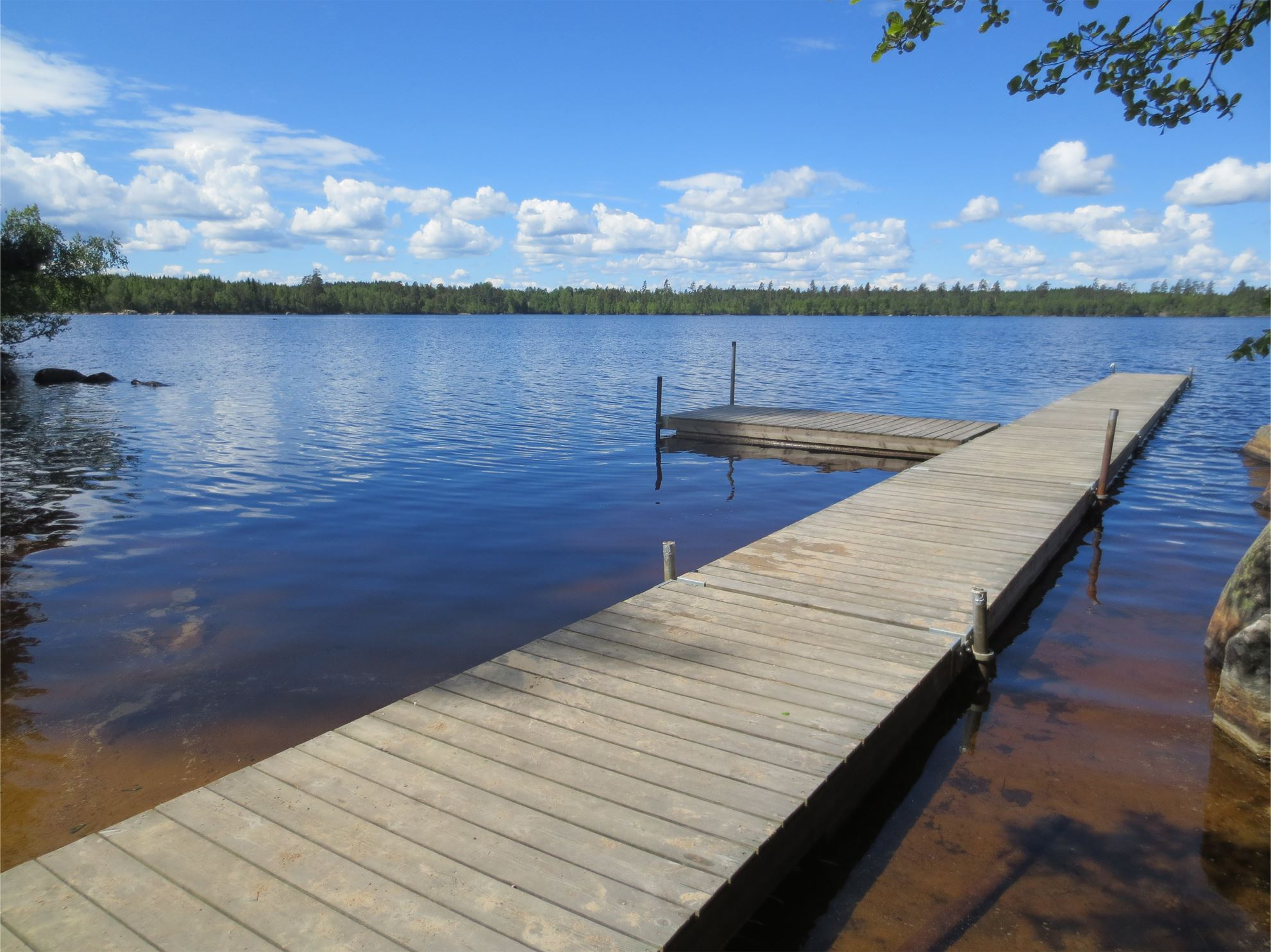 Badplats Festplatsen Madsjön