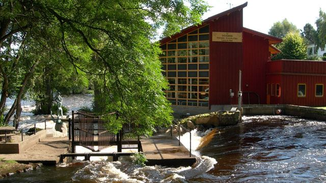 Experiences around Mörrumsån/Åsnen