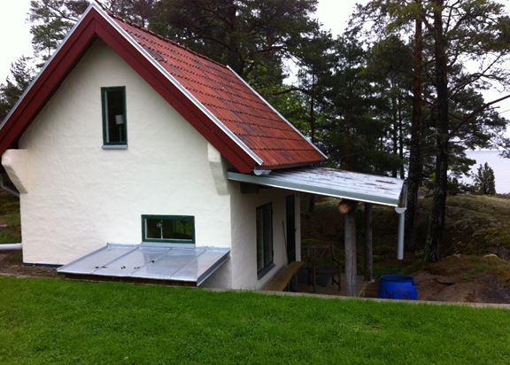 Rent a cottage in Kvarnviken