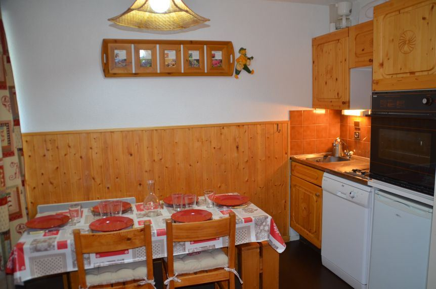 2 Rooms 4 Pers ski-in ski-out / GENTIANES 114