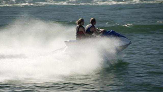 Jet-ski safari