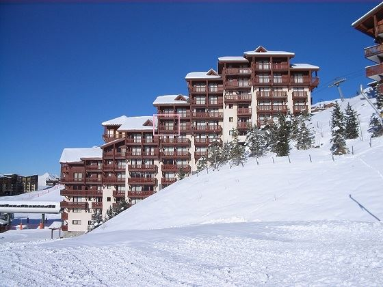 2 Rooms 5 Pers ski-in ski-out / VALMONT 910