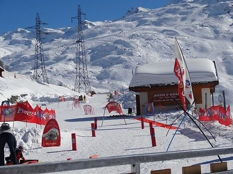 3 Rooms 6 Pers ski-in ski-out / VALMONT 1017