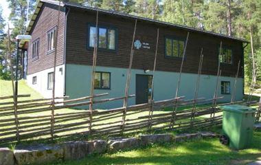 Scoutgården, Bollnäs, övernattning