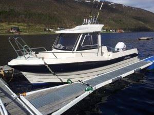 Båt utleie – Sjøtun Brygge