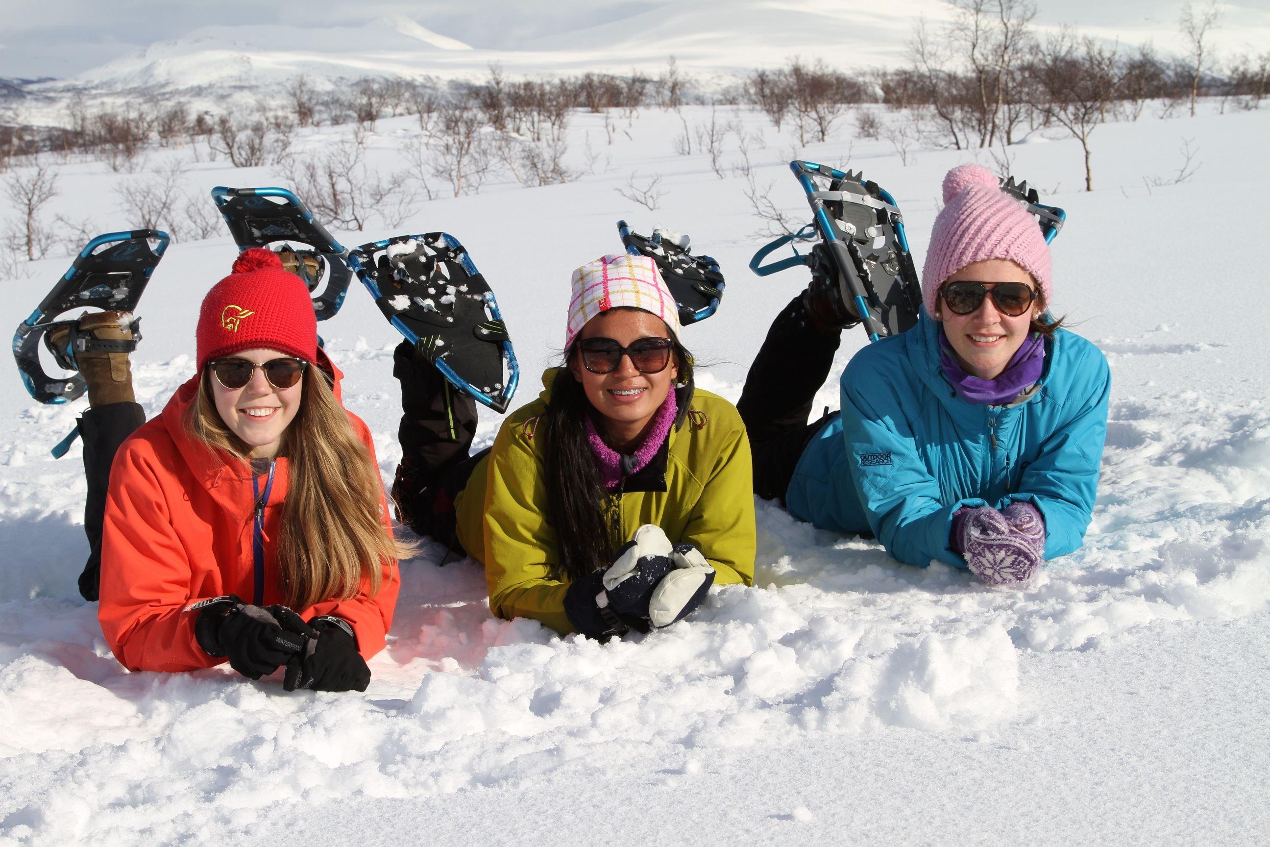 Trugetur i liten gruppe- Northern Lights Tromsø