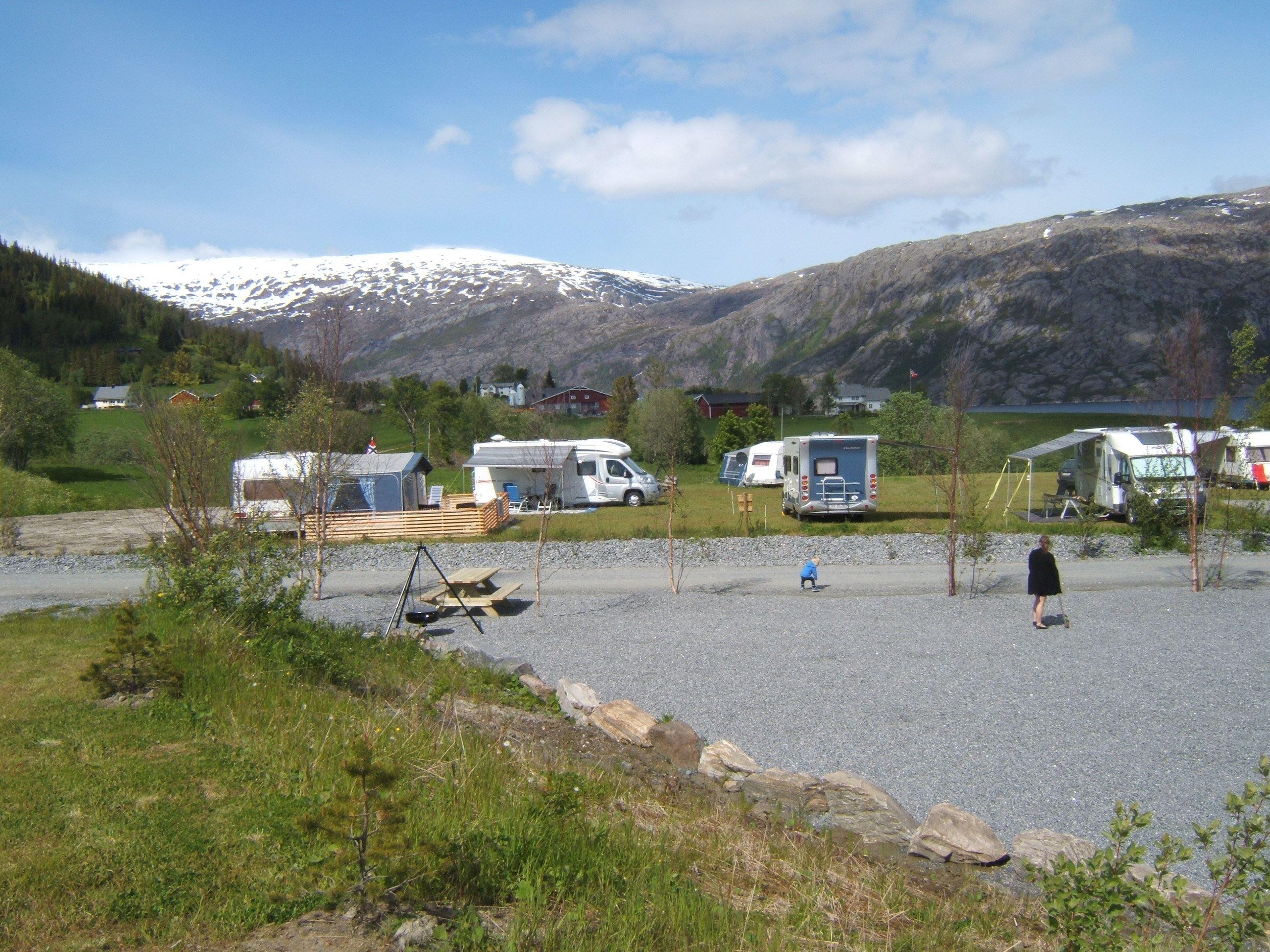 Bardal Camping
