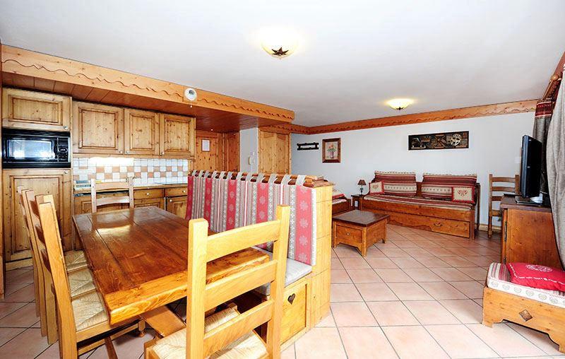 5 Rooms 10 Pers ski-in ski-out / ALPAGE DE REBERTY 23