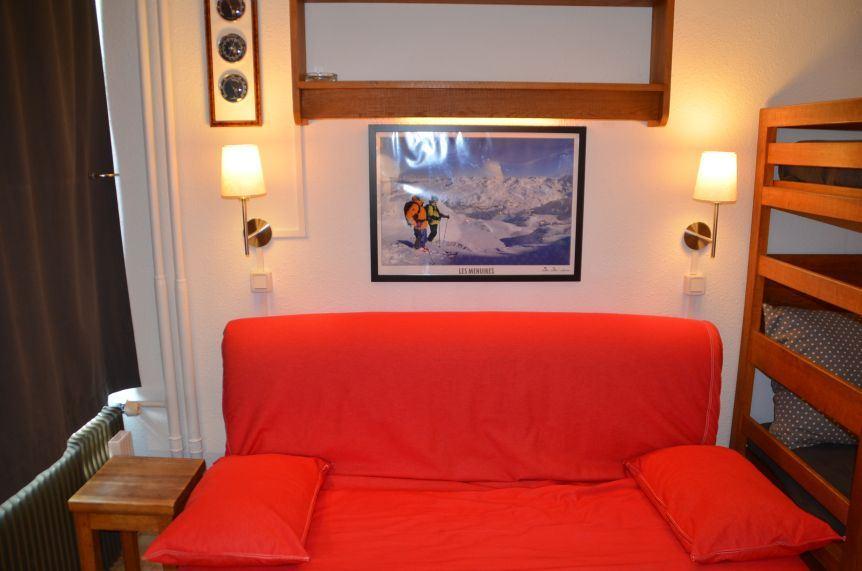 3 Pers Studio ski-in ski-out / DORONS 303