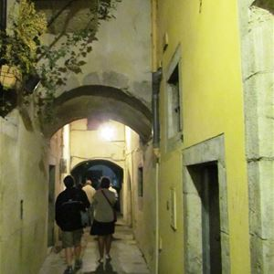 Sur les pas des écrivains - Visite nocturne
