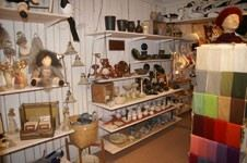 Pottery and handicrafts