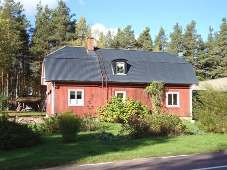 Stuga M80A, Oxbergs Landsväg, Oxberg, Mora