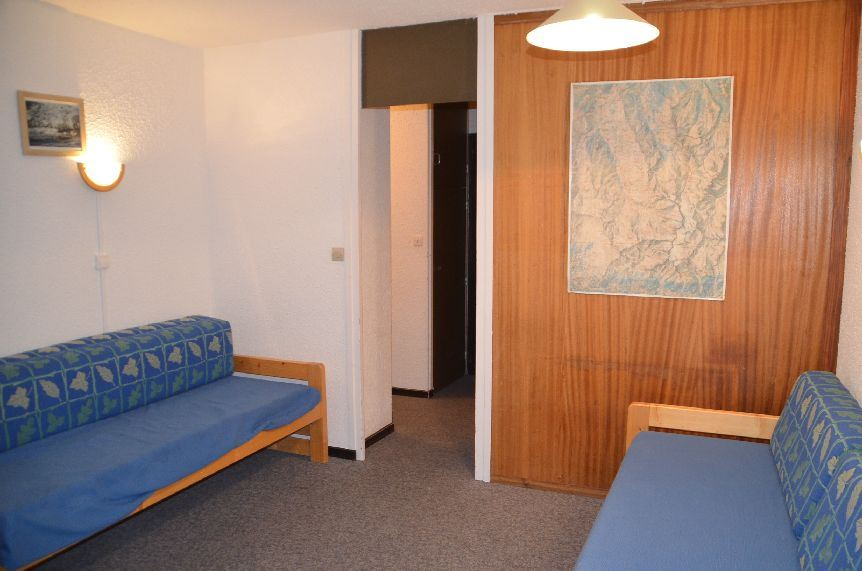 2 Rooms 6 Pers ski-in ski-out / ARAVIS 518