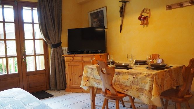 3 Rooms 5 Pers / CHALET MARIE LAURE