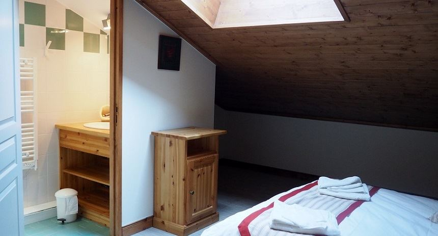 6 Rooms 12 Pers ski-in ski-out / LES CRISTAUX 27