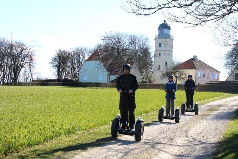 Guidet Segwaytur på Kegnæs (1 time) alder: 16+