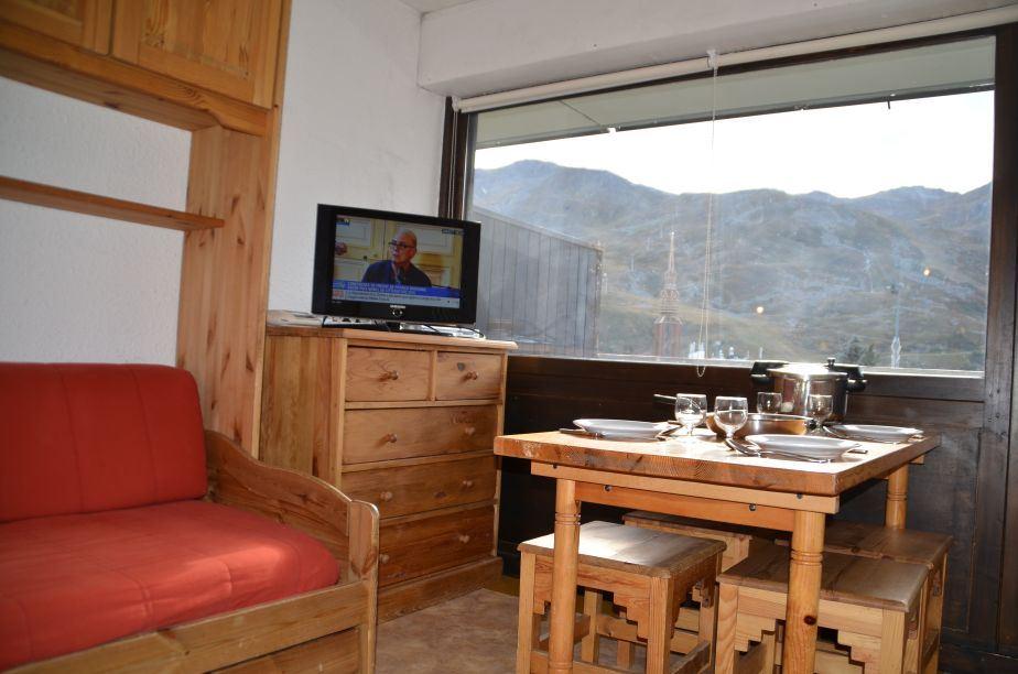 4 Pers Studio ski-in ski-out / ARAVIS 3
