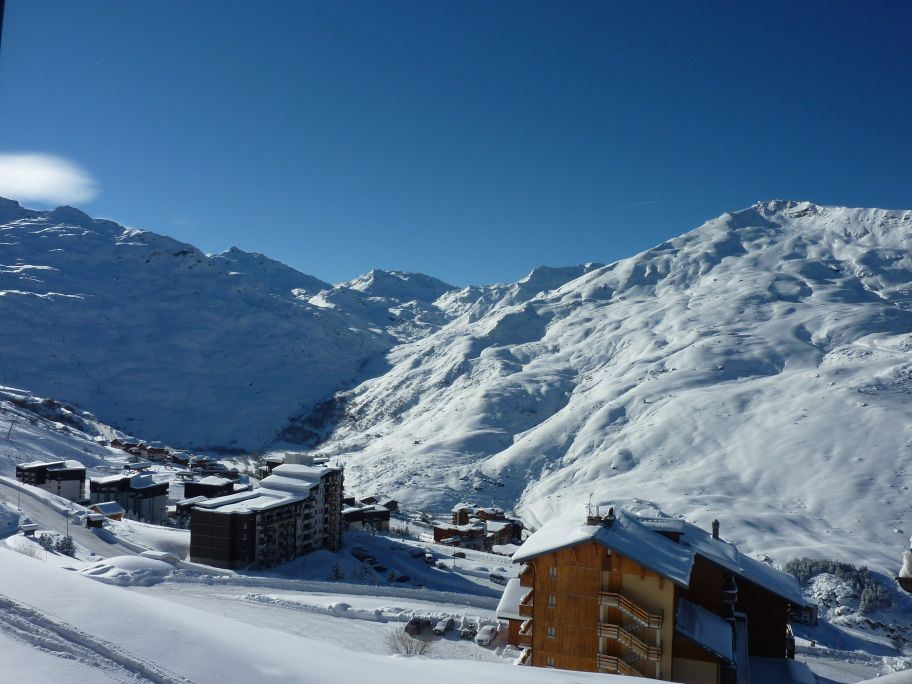 Studio 4 Pers skis aux pieds / NECOU 718